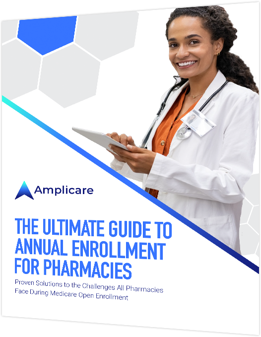 The Ultimate Guide to Annual Enrollment for Pharmacies Cover